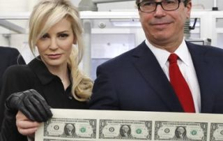 Министр финансов США