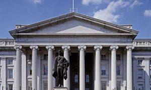 U.S. Treasury Building, Washington