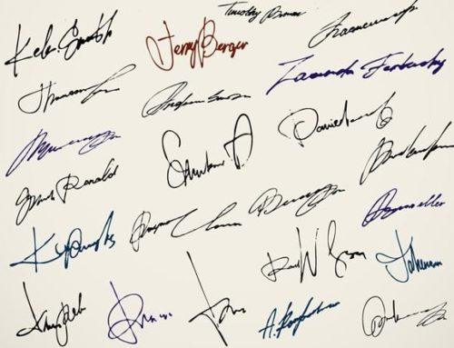 Подпись сообщения