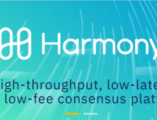 Распродажа-лотерея токенов Harmony (ONE)